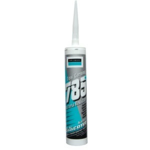 Dow corning 785 bacterial resistant sanitary silicone white clear