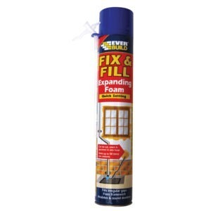 Everbuild Fix & Fill Expanding Foam 500ml