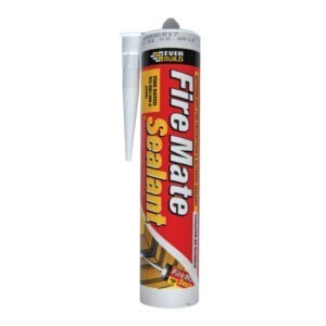 Everbuild Fire Mate sealant- intumescent acrylic