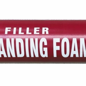 Soudal gap filler expanding foam. Fix & Fill