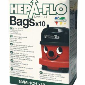 Hepa-flo Numatic Dust bags