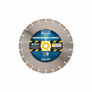 Premier Diamond Blade P3-B 115mm 125mm 230mm 300mm DISCS for building materials and concrete cutting
