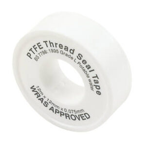 Water PTFE Tape 12mm x 12m