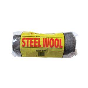 medium grade steel wool/wire wool. abrasives for plumbers