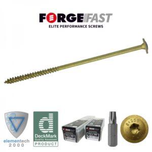 Forgefast Construction Screws