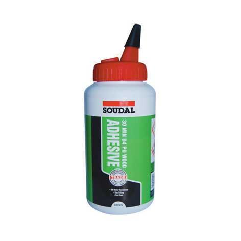 SOUDAL D4 polyurethane liquid adhesive PU 750g