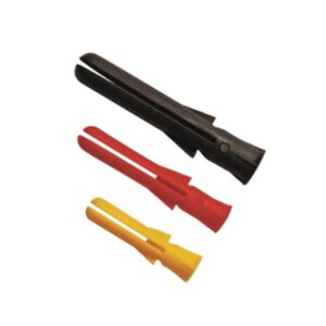 fix247 expansion fixing plugs yellow red brown