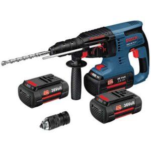 BOSCH GBH36VF-LI 36 Volt sds+ drill