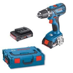 Bosch combi-hammer-drill GSB1821L