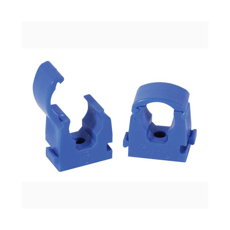 Talon blue cold water pipe Colour ID Pipe ClipS 15MM 22MM tsbl15 tsbl22