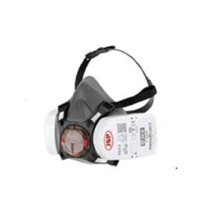 Force 8 JSP Respirator half mask with press to check filters P3