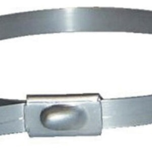 Stainless steel metal cable tie a2 4.6 x 200mm, 300mm, 360mm. 18th edition