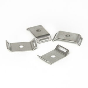 Stainless steel a2 metal cable tie bases/mounts